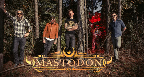 Versiones, Covers, Bandas Sonoras: El nuevo álbum de Mastodon