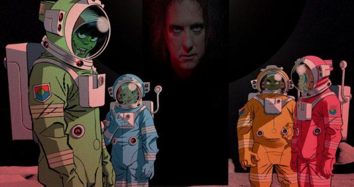 Robert Smith de The Cure colaborará en el nuevo sencillo de Gorillaz