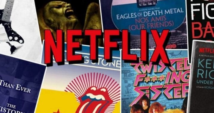 9 documentales de rock para ver en Netflix