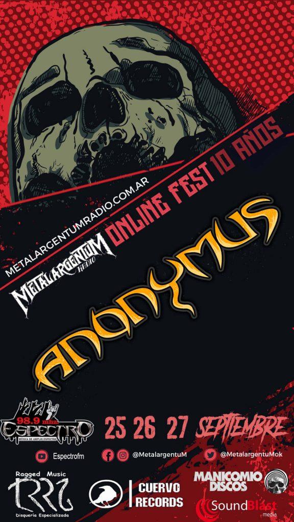 Metal ArgentuMOnline Fest