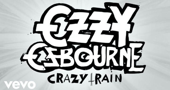 "Ozzy Osbourne estrena video animado de ""Crazy Train"""