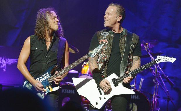 Metallica están volando en creatividad ¿nuevo disco?