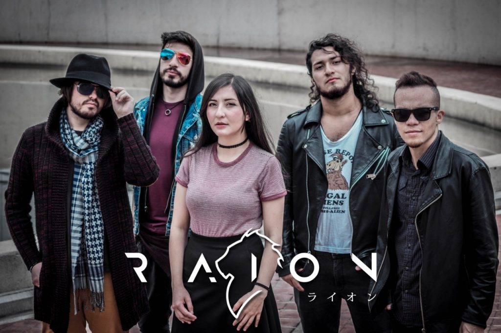 Raion Latin J Music jrock