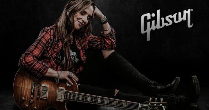 Cler Canifrú se convierte en nueva artista de GIBSON