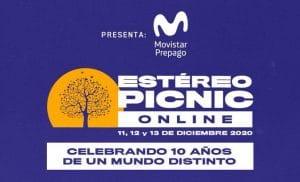 Estéreo Picnic online