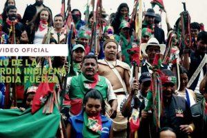 'Guardia Fuerza', el himno de la Guardia Indígena que rinde homenaje a los indígenas en Colombia