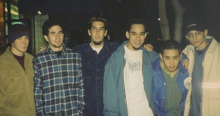 La primera foto de Linkin Park: Mike Shinoda recordó a Chester Bennington