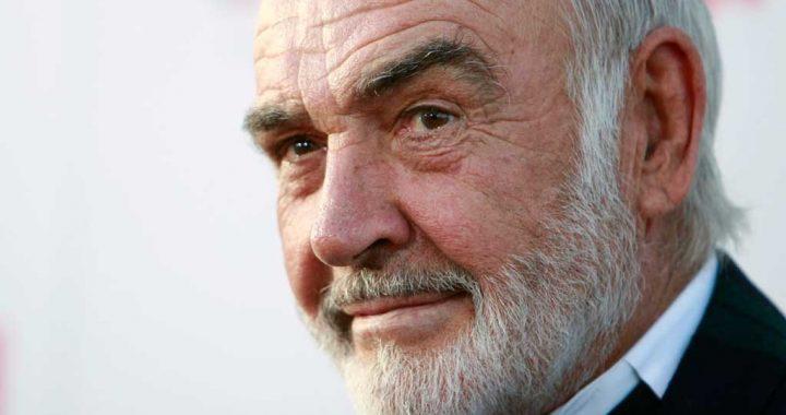 Muere el actor Sean Connery a la edad de 90 años