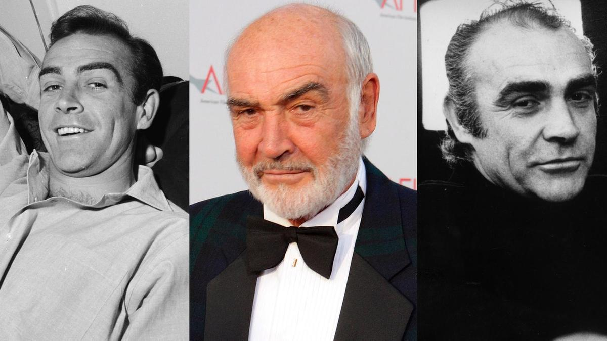 Sean Connery muere
