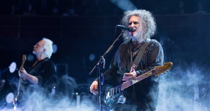 The Cure: Concierto Online en Halloween