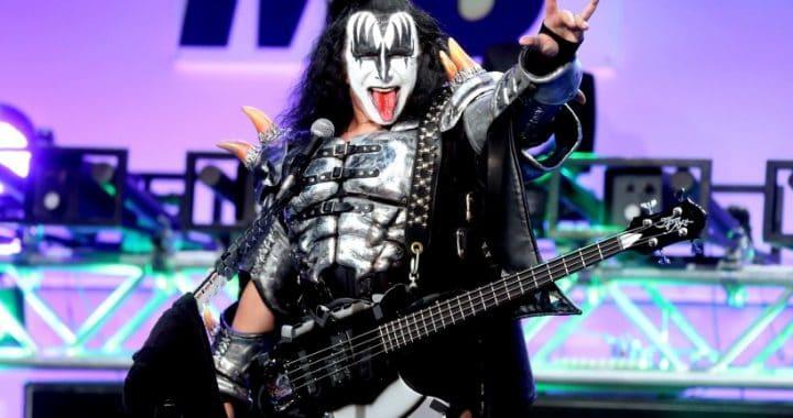 """GENE SIMMONS dice que """"el rock está muerto"""""""