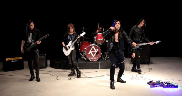 VICTORIANO: Primera banda de J-Rock latina en editar un álbum en japonés