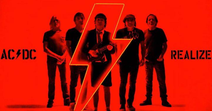 AC/DC estrena el tema 'Realize', nuevo adelanto de 'Power Up'