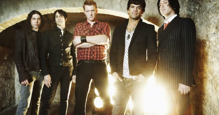 Queens Of The Stone Age, concierto en honor a las víctimas