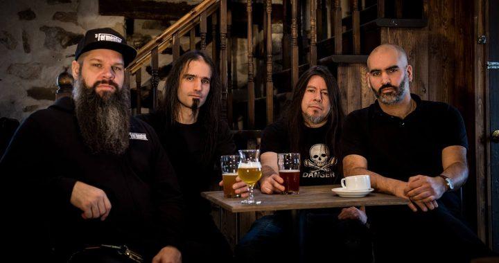 """ANONYMUS gana premio canadiense a """"Mejor álbum de metal del año"""" con La Bestia"""