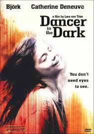 Dancer in the Dark pelicula vitrina rock