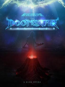 Metalocalypse The Doomstar Requiem pelicula vitrina rock
