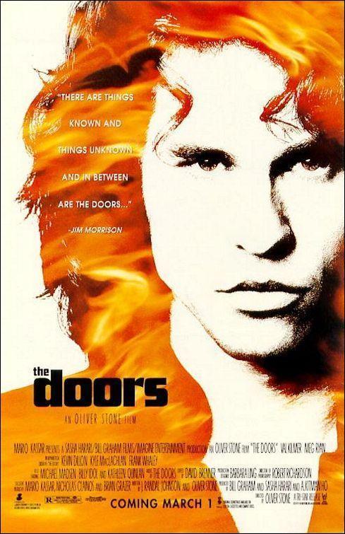 The_Doors-pelicula vitrina rock