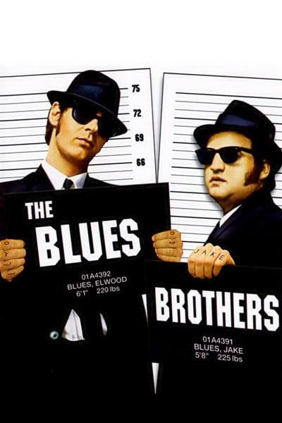 blues brothers pelicula vitrina rock
