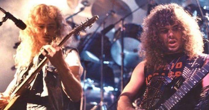 Así fue el primer show de Megadeth junto a Kerry King
