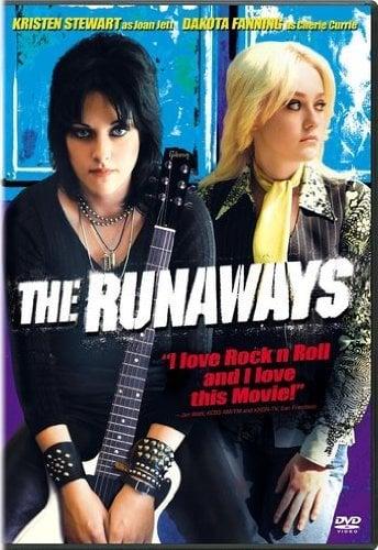 runaways pelicula vitrina rock