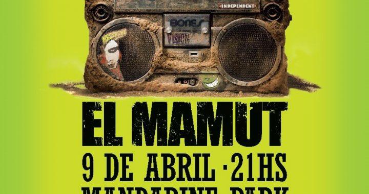 MASSACRE Vuelve a Mandarine Park Para celebrar en Vivo la edición de El Mamut En Vinilo