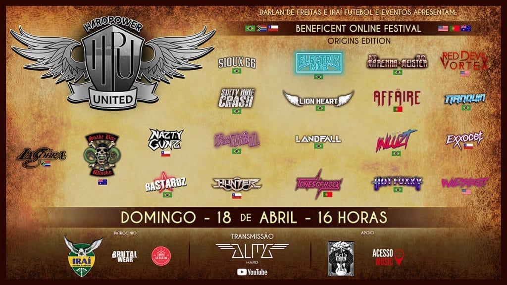 Hard Power United Festival