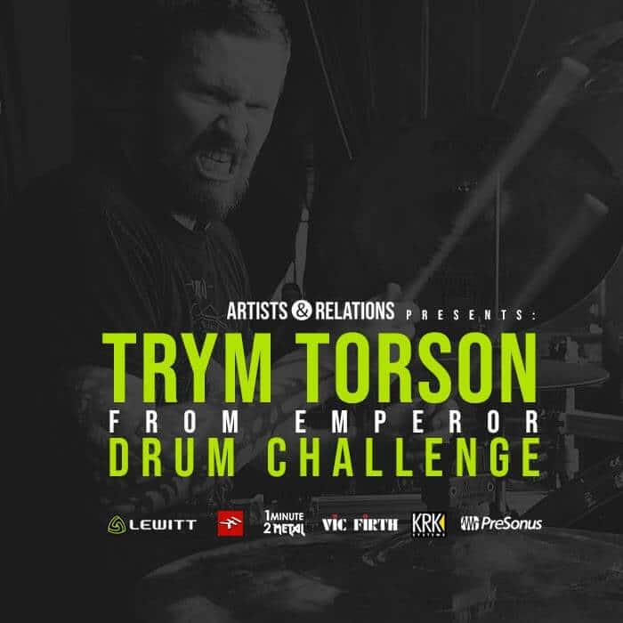 Trym Torson 1minute2metal emperor