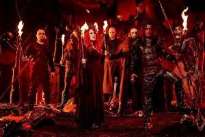 CRADLE OF FILTH lanza nuevo single y videoclip: Necromantic Fantasies