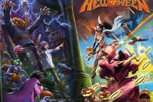 HELLOWEEN hace equipo con INCENDIUM para una línea de cómics y figuras de acción